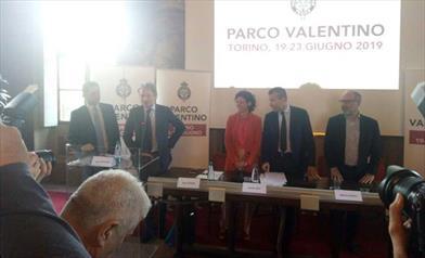 Salone Auto Torino: Presentazione Parco Valentino 19 - 23 giugno 2019