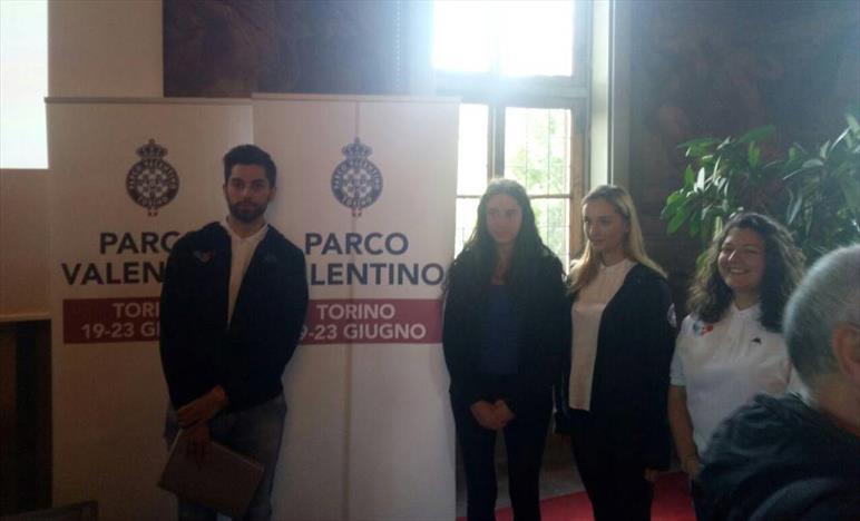 Gli ingegneri del Team H2politO del Politecnico di Torino