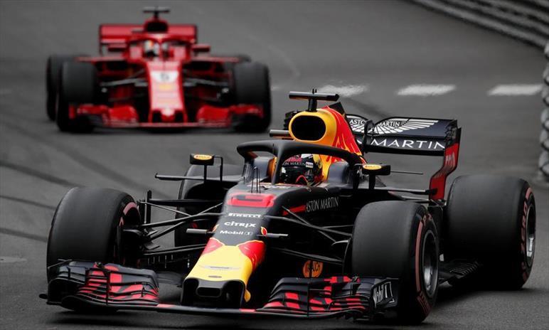 Sarà almeno di 10 posizioni in griglia la penalità per Ricciardo in Canada