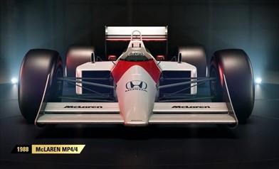 Scrivi la storia in F1 2017
