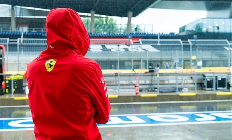 Sebastian Vettel: quello che abbiamo adesso non va bene