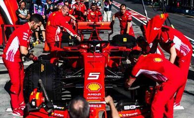 Senna afferma che la Ferrari si riscatterà