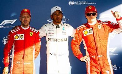 Shock Ferrari, Hamilton è irraggiungibile