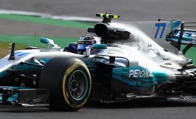 Silverstone: Bottas dovrà scontare 5 posizioni in griglia
