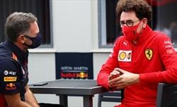 Silverstone, le parole di Binotto su sprint race, pneumatici e McLaren