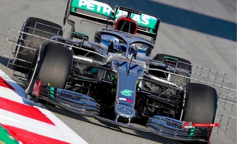 Sono cambiate le regole ma la Mercedes ha continuato a vincere