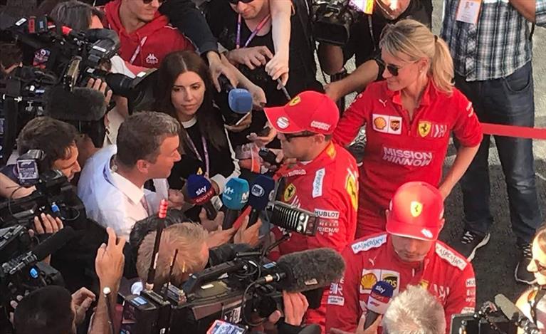 SPANISH - GP / FERRARI: Non siamo ancora dove vorremmo essere...