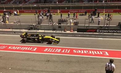 SPANISH - GP / REGOLIAMOCI: ecco perchè Hulkenberg è partito dalla pit lane...