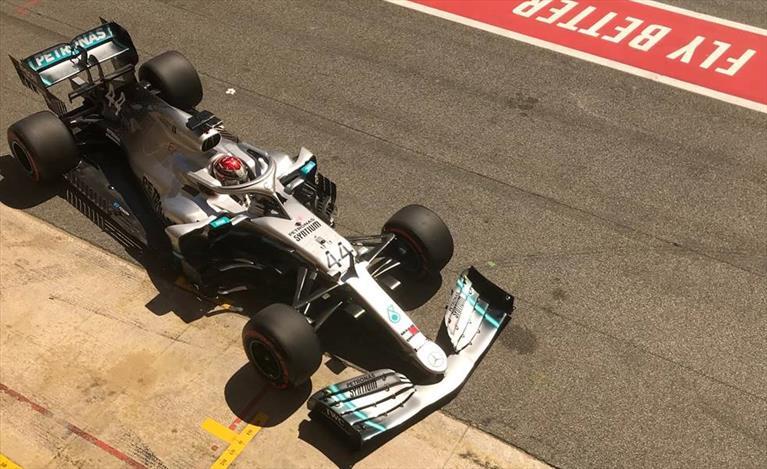 SPANISHGP - LIBERE 3: Mercedes vola, ma Ferrari non ha ancora dato tutto...