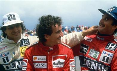 Storie di Formula 1 - Mansell