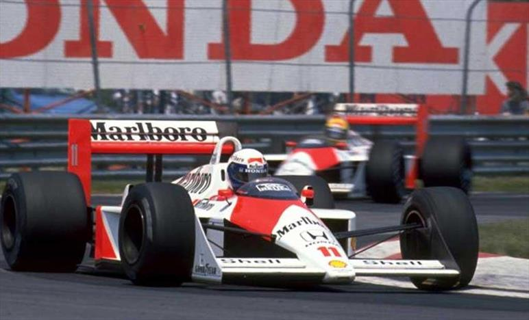 Storie di Formula 1 - Prost
