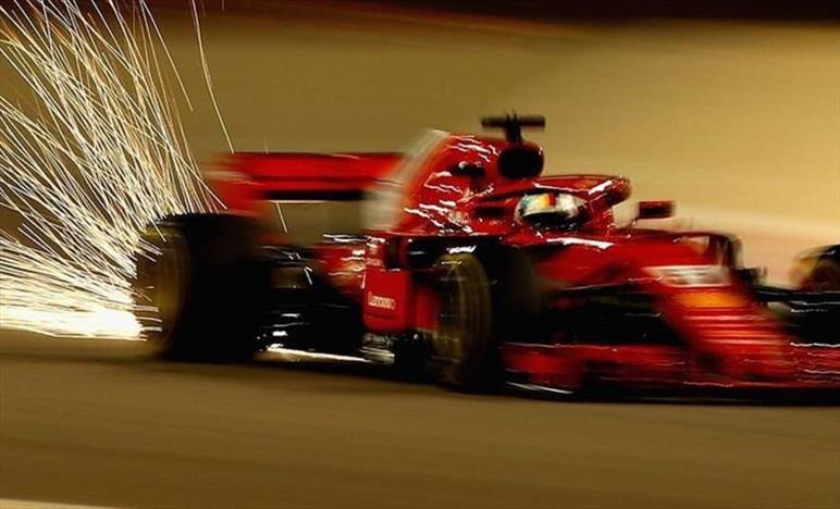 Super Ferrari, prima fila tutta Rossa in Bahrain