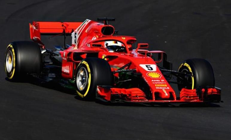 Super Vettel, la Ferrari esce allo scoperto