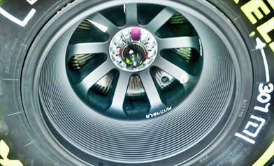 TECNICA: a cosa servono le alette interne ai cerchi della Force India?
