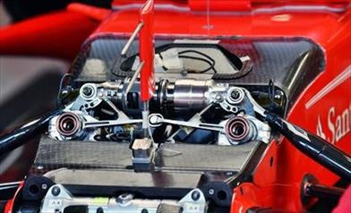 TECNICA F1 2018: la FIA ha limitato l'utilizzo del vanity panel come elemento strutturale