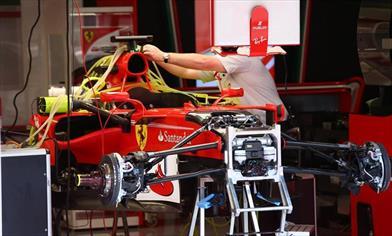 TECNICA F1 2018: la FIA limita il controllo dell'altezza da terra tramite la sospensione anteriore