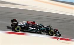 Test Bahrain, giorno 2: ecco la Mercedes, Bottas primo