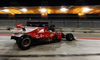 Test Bahrain: positivo il primo test Pirelli di sviluppo gomme