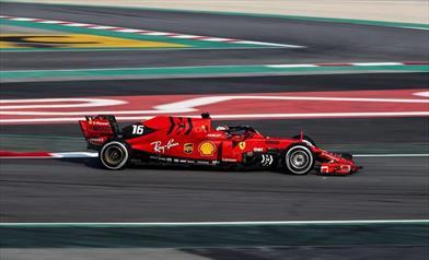 TEST BARCELLONA - SIMULAZIONE GARA: Ferrari (Leclerc) batte Mercedes (Bottas)