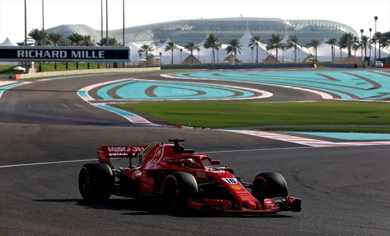 Test F1, Leclerc inizia alla grande in Ferrari, Giovinazzi debutta in Saube.