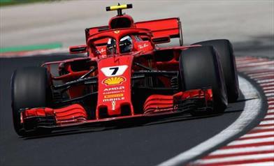 Test F1, Super Ferrari con Raikkonen, bene Kubica e la Mercedes