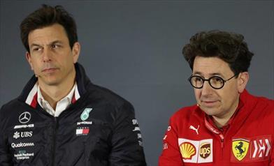 Toto Wolff dichiara guerra alla Ferrari