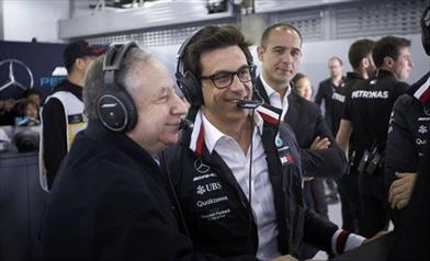 Toto Wolff è preoccupato: I rettilinei di Montreal ci penalizzano