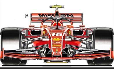 Tutto quello che sappiamo sulla Ferrari 2020 (progetto 671)