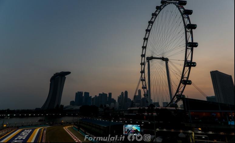 Ufficiale: cancellato il Gp di Singapore 2021