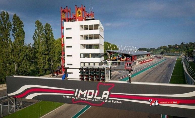 Ufficiale: Imola seconda gara della stagione