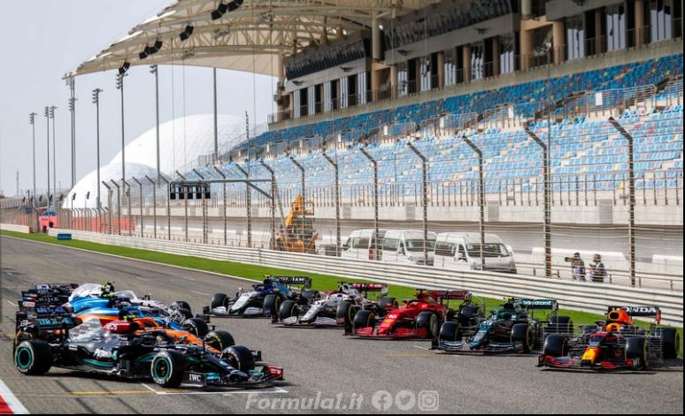 Ufficiale: In F1 arrivano le sprint race al sabato