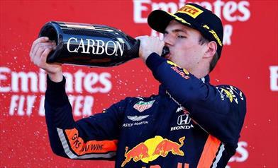 Un grande Verstappen riporta la Red Bull sul podio