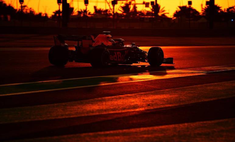 Venerdì ad Abu Dhabi: Red Bull sembra la terza forza ma i piloti non sono preoccupati