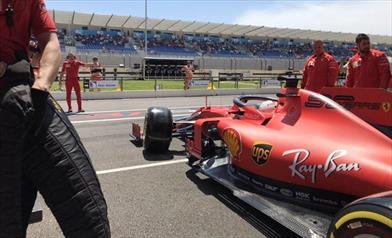 Venerdì amaro per Vettel: Appello respinto e le novità tecniche non danno i vantaggi sperati - Venerdì amaro per Vettel: Appello respinto e le novità tecniche non danno i vantaggi sperati