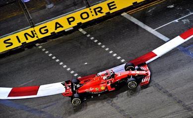 Venerdì di lavoro a Singapore per la Ferrari: le novità funzionano