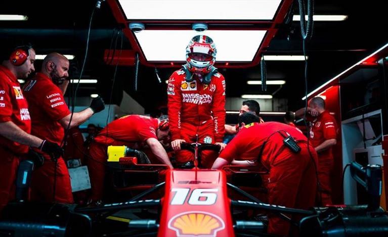 Venerdì in Giappone: in Ferrari si spera in un meteo incerto per domenica