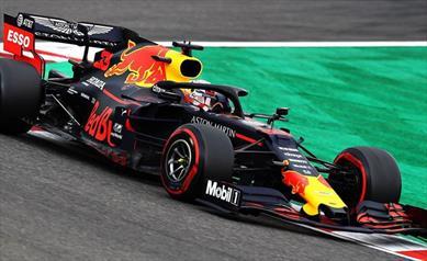 Venerdì in Giappone: Verstappen soddisfatto del terzo tempo provvisorio, Albon preoccupato