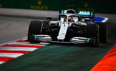 Venerdì in Russia:Mercedes spera in una qualifica bagnata