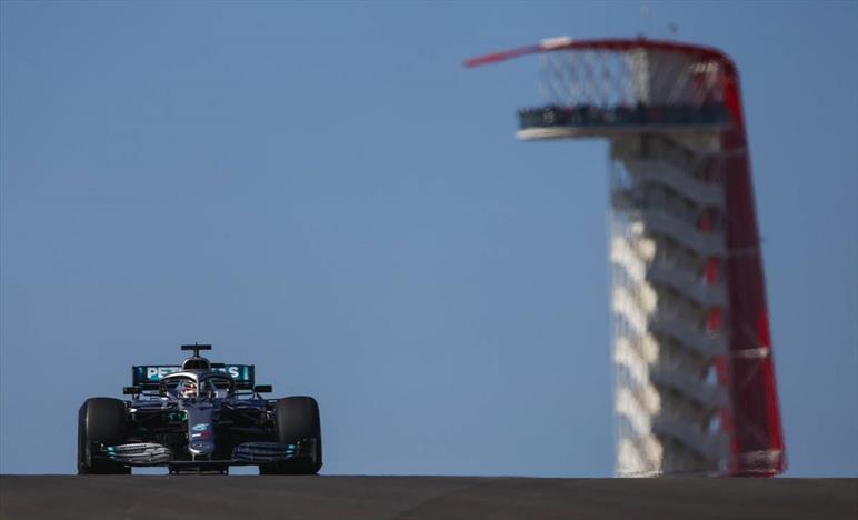 Venerdì negli USA: Mercedes in testa nonostante abbia raccolto molti dati per il 2020