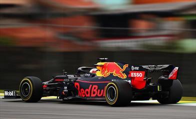 Verstappen chiude terzo le PL2 Brasiliane, giornata altalenante per Albon