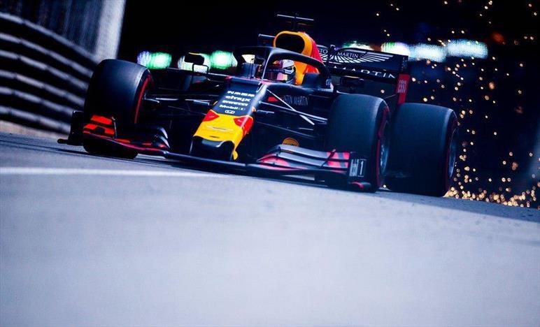 Verstappen conquista una buona terza posizione in qualifica, Gasly penalizzato parte ottavo