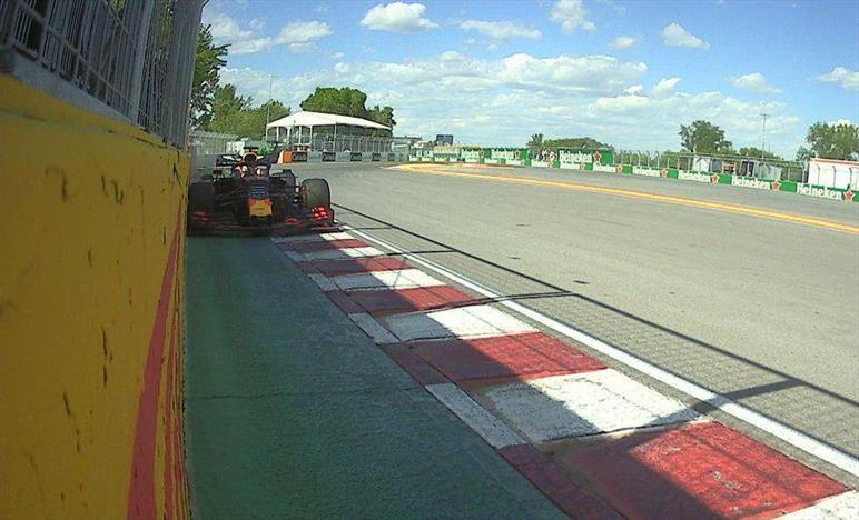 Verstappen e Gasly si vedono alle spalle di Mercedes e Ferrari