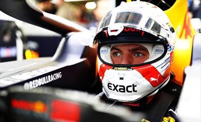 Verstappen penalizzato di 3 posizioni in griglia per non aver rispettato le bandiere gialle