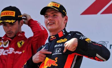 Verstappen pronto per la lotta al Titolo