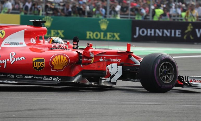 Vettel: ammetto la sconfitta, Lewis migliore
