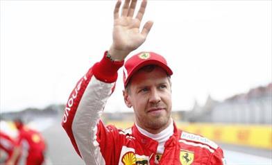Vettel, bellissima gara...partendo davanti potevo vincere