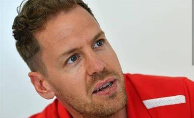 Vettel, domani sarà meglio e proverò a fare la pole