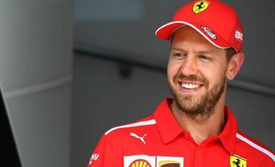 Vettel, Ferrari? un onore non una pressione, farò tutto per vincere