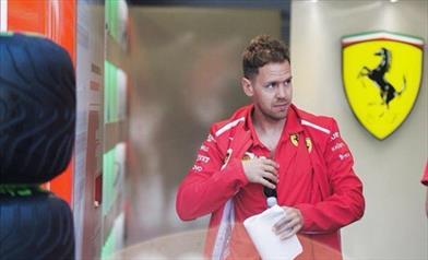 Vettel, Fiducioso, la macchina è buona, oggi ho sbagliato io