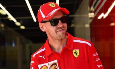 Vettel, Gomme ribassate? nessun problema la Ferrari sarà veloce